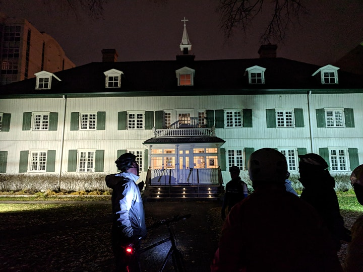 Pedal Powered Ghost Tour - Downtown image