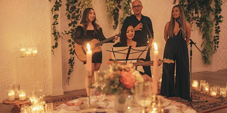 Candlelight Dinner and Live Acoustic Music in The Secret Garden tickets