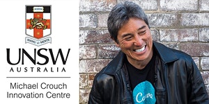 Guy Kawasaki at the Michael Crouch Innovation Centre,...