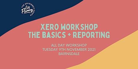 FULL-DAY Xero Workshop - Basics + Reporting tickets