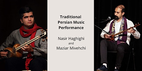 Traditional Persian Music Performance tickets