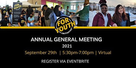 FYI Annual General Meeting 2021 tickets