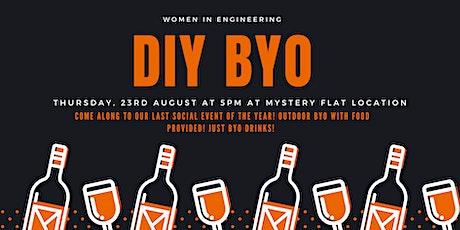 UC Women in Engineering DIY BYO tickets