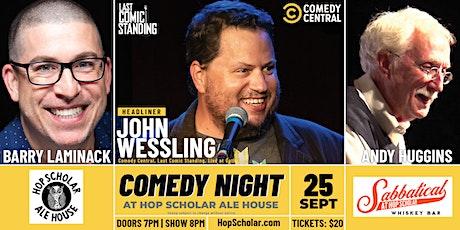 Comedy Night at Hop Scholar tickets