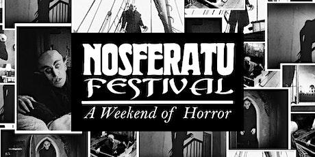 Nosferatu Festival 2022 - 100 Year Anniversary of Nosferatu tickets