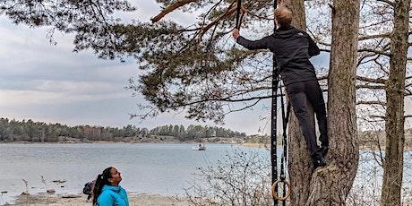 Never Stop Stockholm - #HAVEYOUEVER använt naturen som gym? tickets