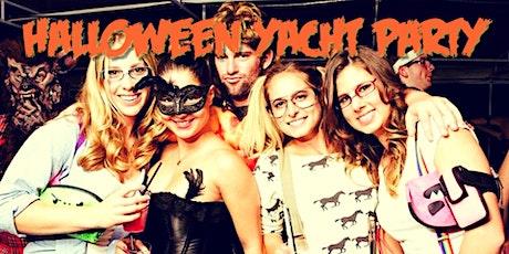 Halloween Yacht Party | Spirits & Booze Cruise tickets
