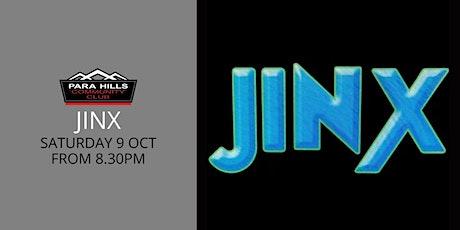 Jinx tickets