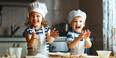 Online Kids Cooking Class - Healthy Samosas and Apple Raspberry crumble tickets