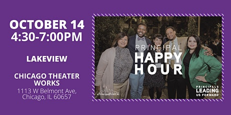 October 14 - Principal Happy Hour: Lakeview, Chicago Theater Works tickets