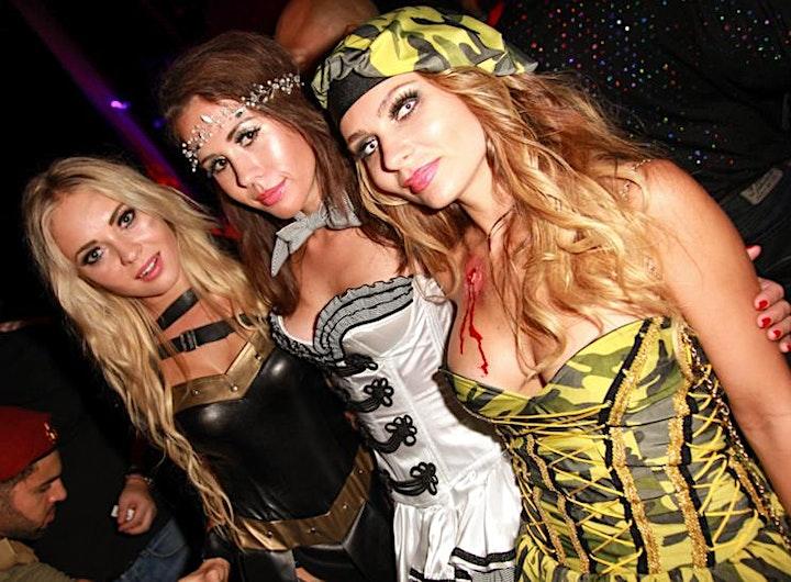 Halloween Monster Night 2021 // Sunset Room Hollywood image