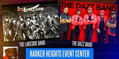 ALL AMERICAN FUNK FEST W/ LAKESIDE & DAZZ BAND tickets