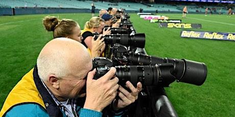 NRL Sideline Photography: Melbourne Storm v. Penrith Panthers tickets