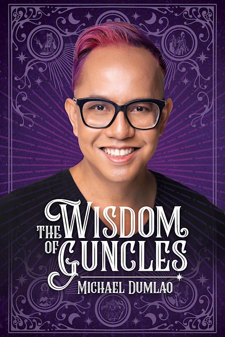 The Wisdom Of Guncles Book Tour, San Francisco image