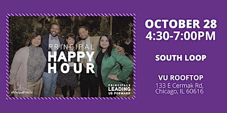 October 28 - Principal Happy Hour: South Loop, VU Rooftop tickets
