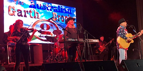 The Australian Garth Brooks Show, Brothers Sports Club, Bundaberg tickets