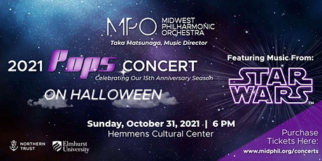2021 Pops Concert on Halloween (Featuring Music from STAR WARS™) tickets