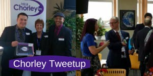 Chorley Tweetup Networking Event 24th September 2015