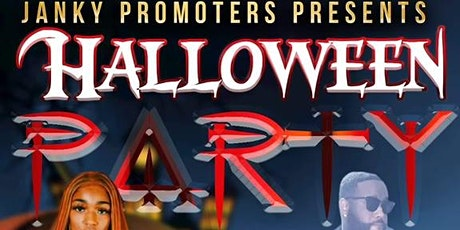 Janky promoters presents Halloween party in the Chi tickets