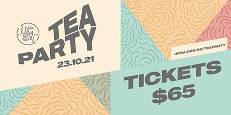 UCSA Tea Party 2021 tickets