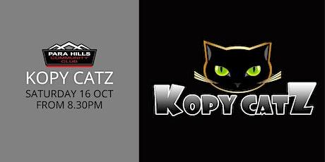 Kopy Catz tickets