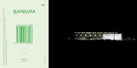 GARDEN VARIETY_Parallel Plots and Barbara Issue 01. Launch tickets