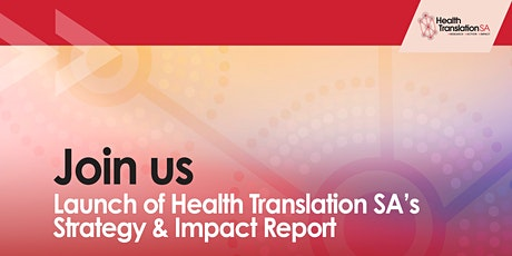 Launch of HTSA's Strategy & Impact Report tickets