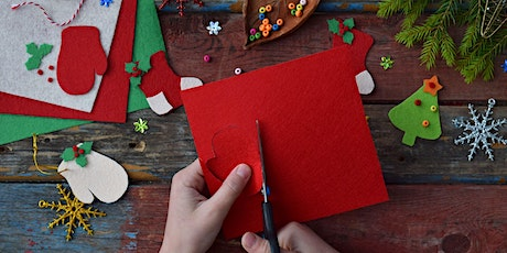 Christmas Craft Workshop - A Makerspace Program tickets