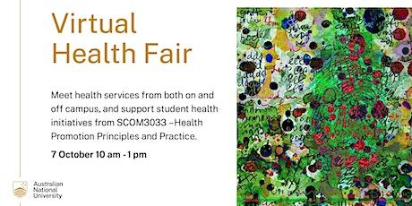 Virtual Health Fair tickets