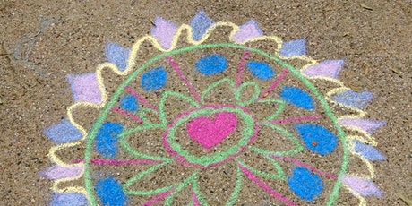 Mandala Magic in Chalk - A Makerspace Program (Session 1) tickets