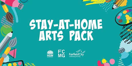 Stay-At-Home  Arts Pack and Creative Program tickets