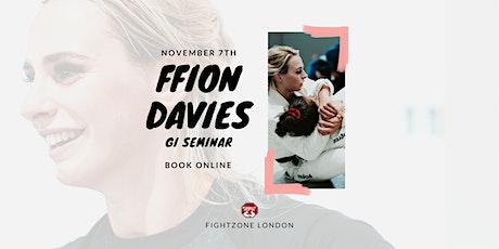Ffion Davies Seminar (Gi) tickets
