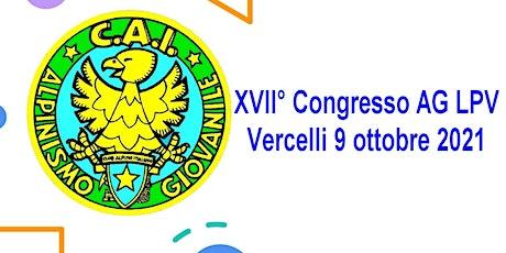 Iscrizione congresso AG LPV - 9 ottobre 2021 Vercelli biglietti