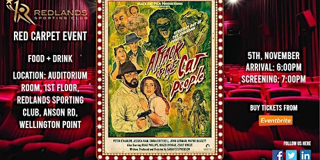 Attack of the Cat People Film Premiere + Q&A Panel tickets