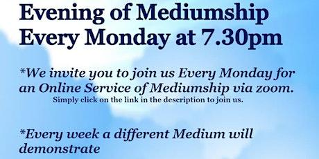 Evidential Mediumship with Melinda Bassett tickets