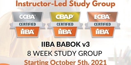 Instructor Led Study Group (Interim Course) tickets