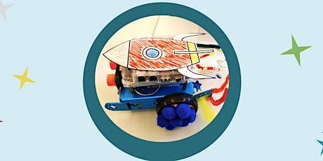 CodeWeek 2021: Roboter-Aktionstag in den Herbstferien tickets
