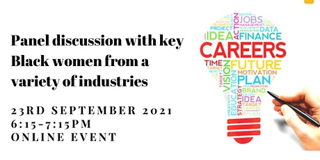 Key Black Women from Various Industries: Panel Discussion tickets