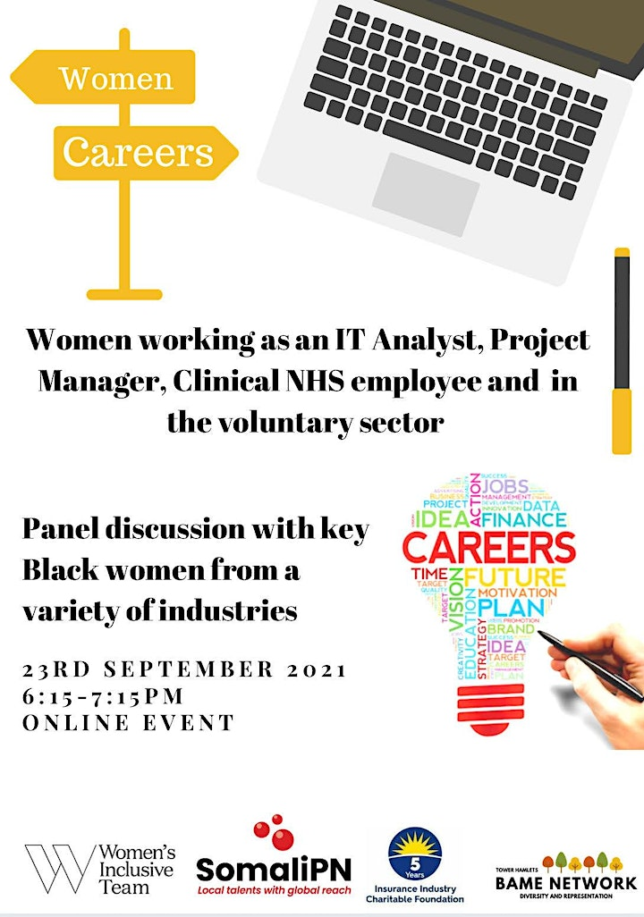 Key Black Women from Various Industries: Panel Discussion image