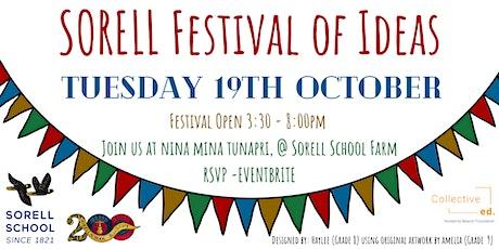 Sorell Festival of Ideas tickets