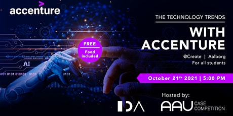 Accenture - Upcoming Technological Trends tickets