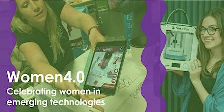 Women4.0 - celebrating women in emerging technologies tickets