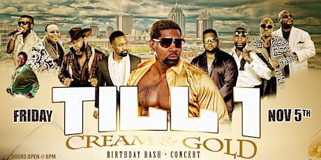 TILL1 BIRTHDAY BASH AT ELKS LODGE IN MOBILE ALABAMA tickets