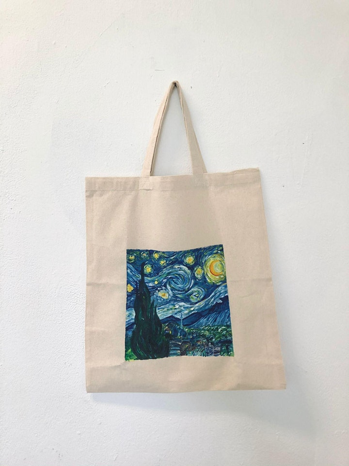 Tote Bag Art Jamming Workshop image