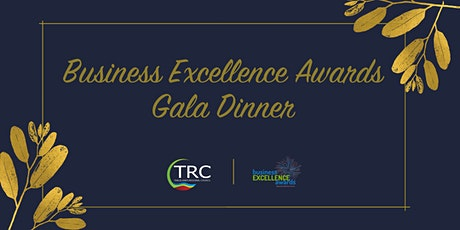 TRC Business Excellence Awards Gala tickets