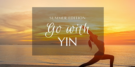 Go with Yin - Summer Edition tickets