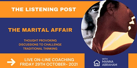 The Listening Post - The Marital Affairs tickets