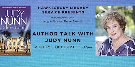 Judy Nunn- SHOWTIME!, Author Talk tickets