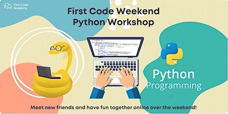 Python Workshop (Age 9-12) tickets