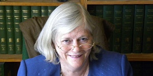 Autumn Supper with Ann Widdecombe